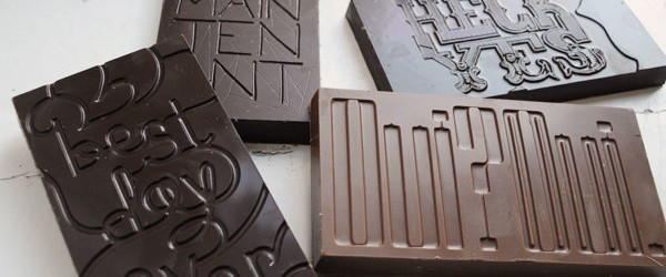 Jenna Holcombe Typocolate typography chocolate ams design blog _000