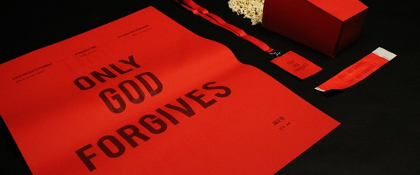 Joel Burden Only God Forgives promotional material design _000