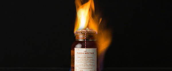Fuego Néctar Packaging Design _000
