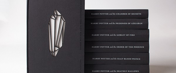 Kincső Nagy Harry Potter Book Design on AMS Design Blog_000